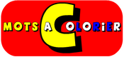 Coloriages mots lettres alphabets