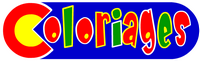 Coloriages pour enfants. Coloriages et dessins pour Halloween, Noël, poisson d'avril, jeux à colorier.